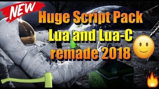 [NEW] Roblox Huge Lua And Lua-C Script Pack