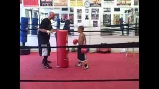 Advanced Kids Boxing Training (1st Grade Boxer)
