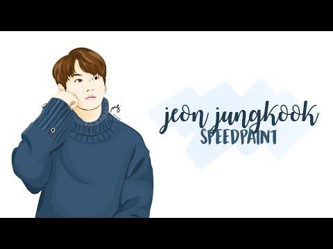 Jeon Jungkook [SPEEDPAINT] #Happy21stJungkook