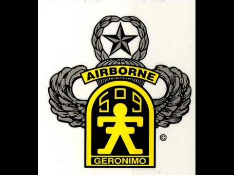 1/509th Parachute Infantry Regiment - Geronimo  1 of 4