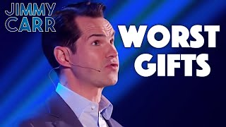 Worst Gifts | Jimmy Carr: Laughing and Joking