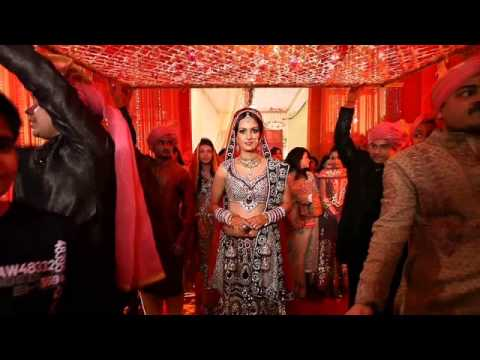 Indian Wedding Entrance Ideas
