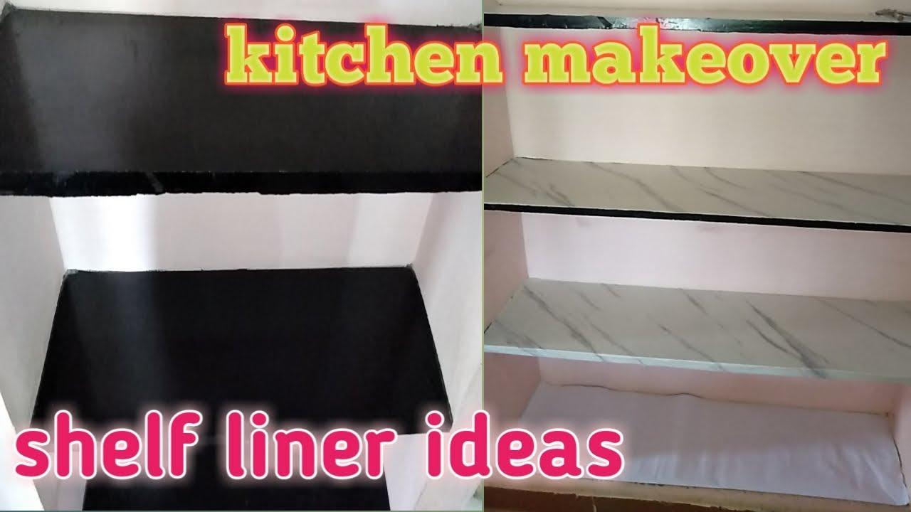 Kitchen Shelf Liner Ideas In Tamil Kitchen Kitchen Make Over Youtube