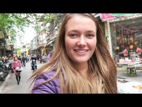 Erstes Mal In Vietnam