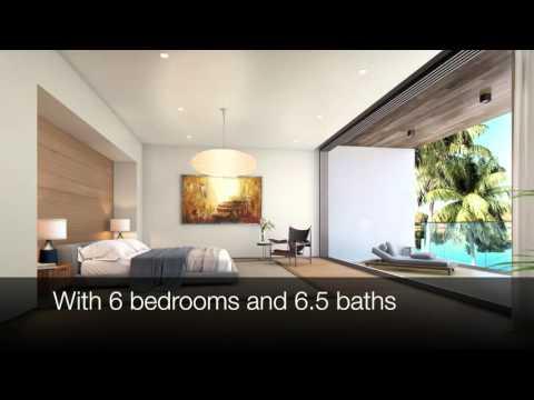 FOR SALE: Luxury Modern Waterfront Villa on Venetian Islands, Miami Beach by Verzun