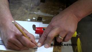 Zapętlaj Making wooden lures by using a duplicator | SurfcastersJournal