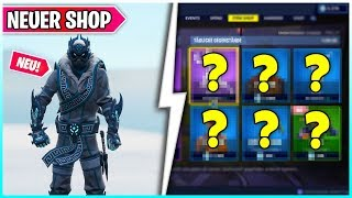 "😨 NOUVEAU! ""SCHNEEFUSS"" Skin in the Fortnite Shop from 04.01 🛒 Fortnite Battle Royale - Save the World"