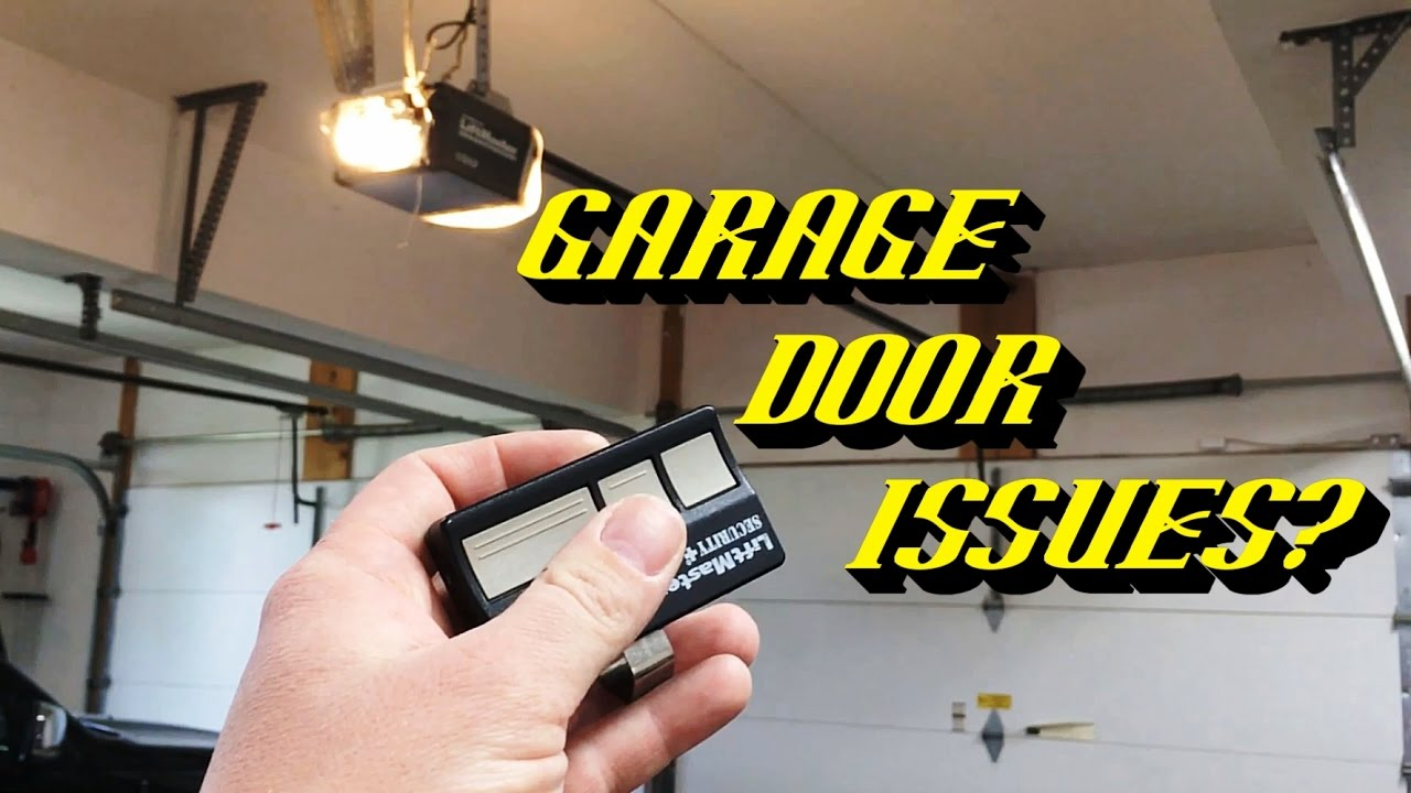 Will Led Light Bulbs Really Cause Your Garage Door To Not Work Youtube