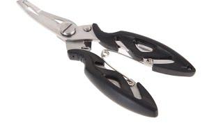 Многофункциональные плоскогубцы для рыбалки. Fishing Plier, Remover, Cutter, Scissors