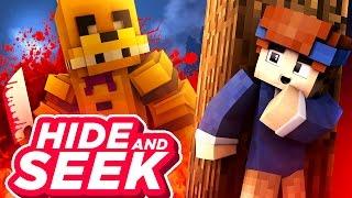 VERSTECKT IM MURDER HAUS! | Minecraft Hide and Seek