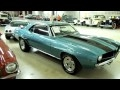 1969 Chevrolet Camaro Z28 Clone - Nicely Restored Muscle Car