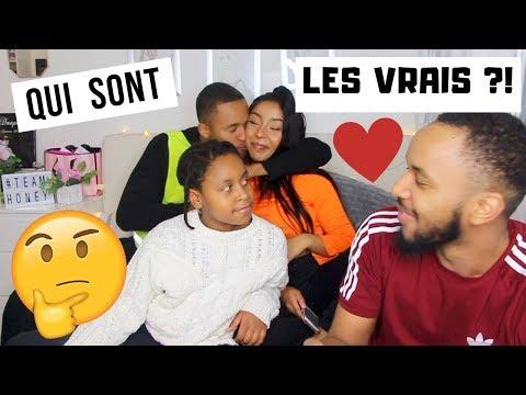 QUI ME CONNAIT LE MIEUX ?! 🤔💔 | HONEYSHAY