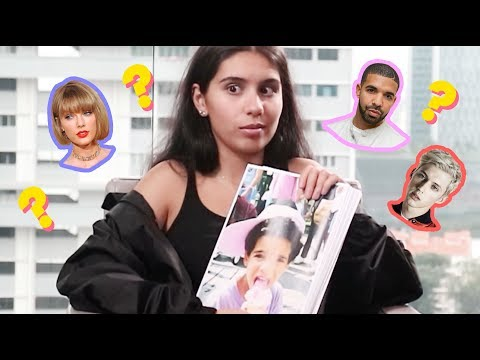 Can Alessia Cara Guess Her Famous Friends Before They Grew Up? | TEENAGE