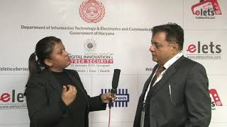 Interview - Ankur Gupta, Principal Secretary, Department of Electronics & IT, Government of Haryana
