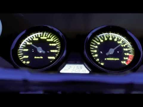 Honda cb 400 vtec 0-100-180 top speed run