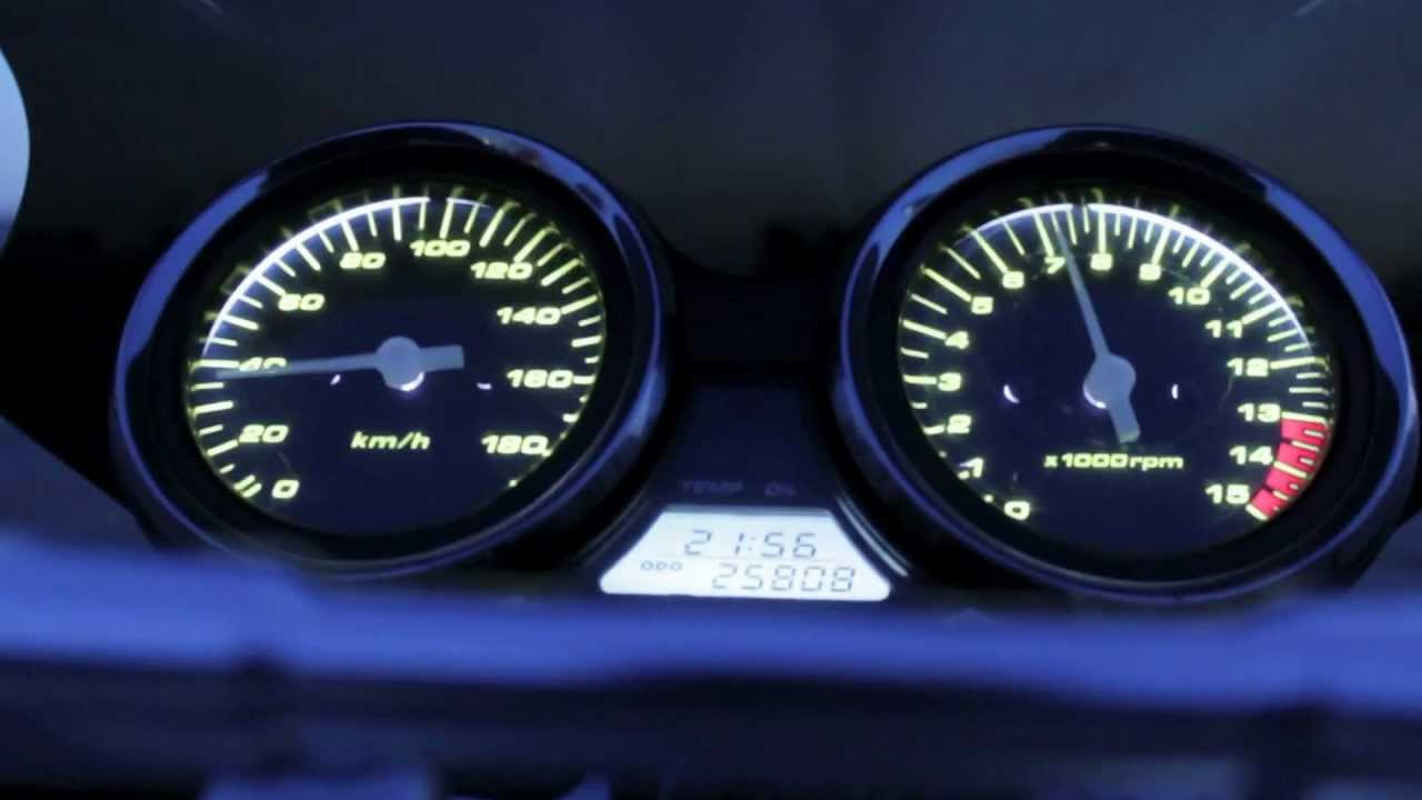 Honda cb400 top speed