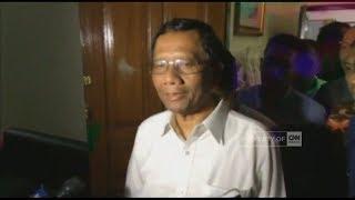 Mahfud MD: Kita Terima Ini Sebagai Keputusan; Ma'ruf Amin Cawapres Jokowi