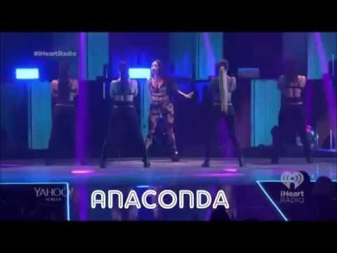 Download Nicki Minaj - Anaconda Live Concert