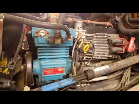 MaxxForce 7 Diesel Engine Starter