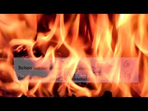 Scheissmelodie - Kerstin Ott - Lyrics and Chords - Campfire Version - Musikschach