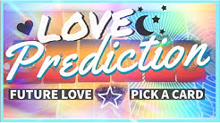 What's Next In Your Love Life? •pick a card• Psychic Reading
