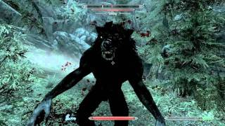 Skyrim. How to get both Savior's Hide and Ring of Hircine.