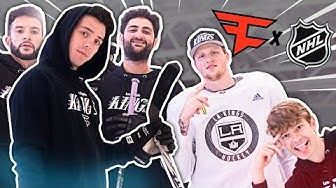 FaZe Clan Tries Becoming Professional Athletes