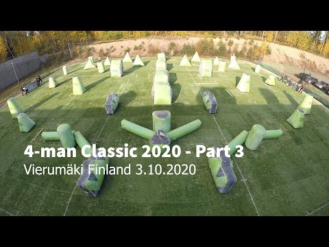 4-man Classic 2020 Games - Part 3