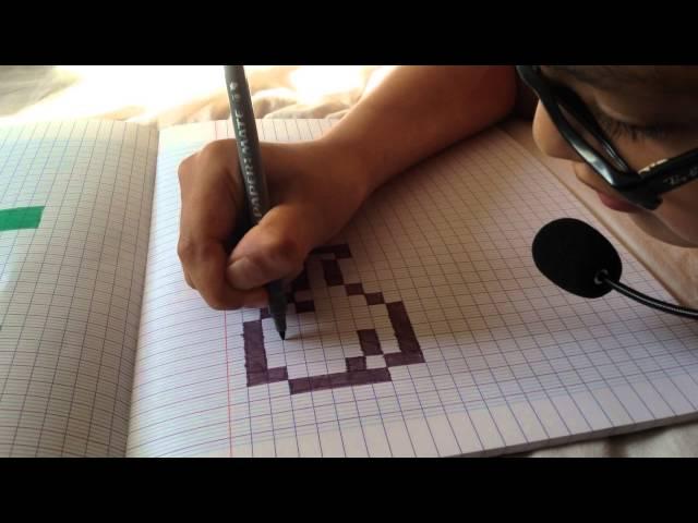Court de dessin sur minecraft n 2 : les potions