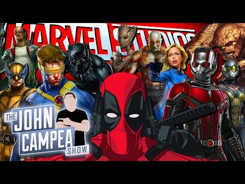 Marvel Announces 8 Movies Dates For 2022 & 2023: What They Probably Are – The John Campea Show