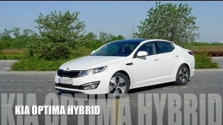 (PL) KIA Optima Hybrid - test i jazda próbna