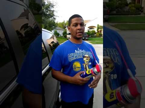 How to  clean your rims with WD40(part 1)