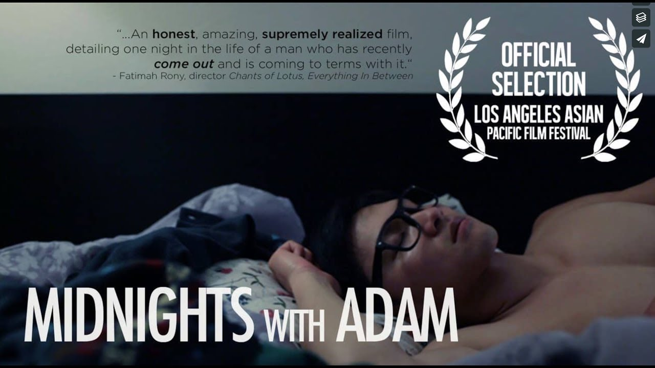 Midnights with Adam (Gay Short Film)