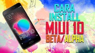 Cara Install Miui 10 di Xiaomi Mi5 Pro Gemini: Khusus Buat yang Pemula yang Tidak Sabaran Lagi