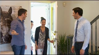 Property Brothers' Top 7 Room Transformations
