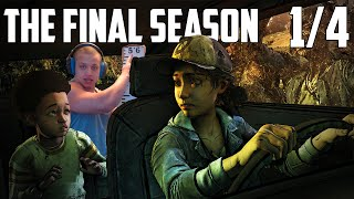 Tyler1 Plays The Walking Dead: The Final Season [1/4]