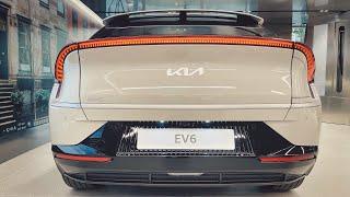New Kia EV6 …