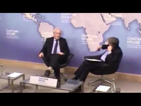 Noam Chomsky on COINTELPRO