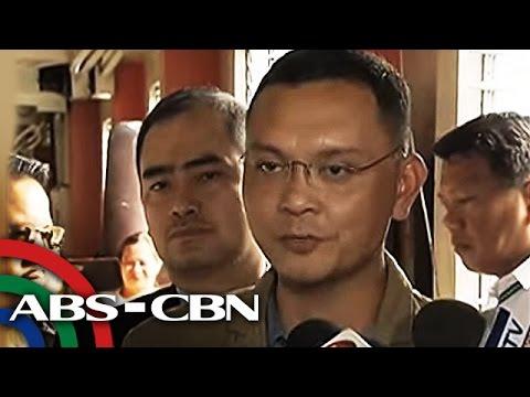 TV Patrol: Marcelino, handang magsalita ukol kay De Lima