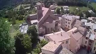 Senez dans les Alpes de Haute Provence