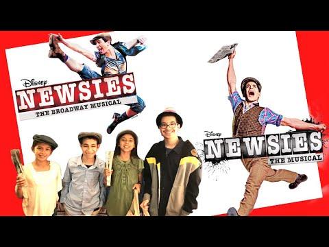 Newsies at La Mirada Theatre