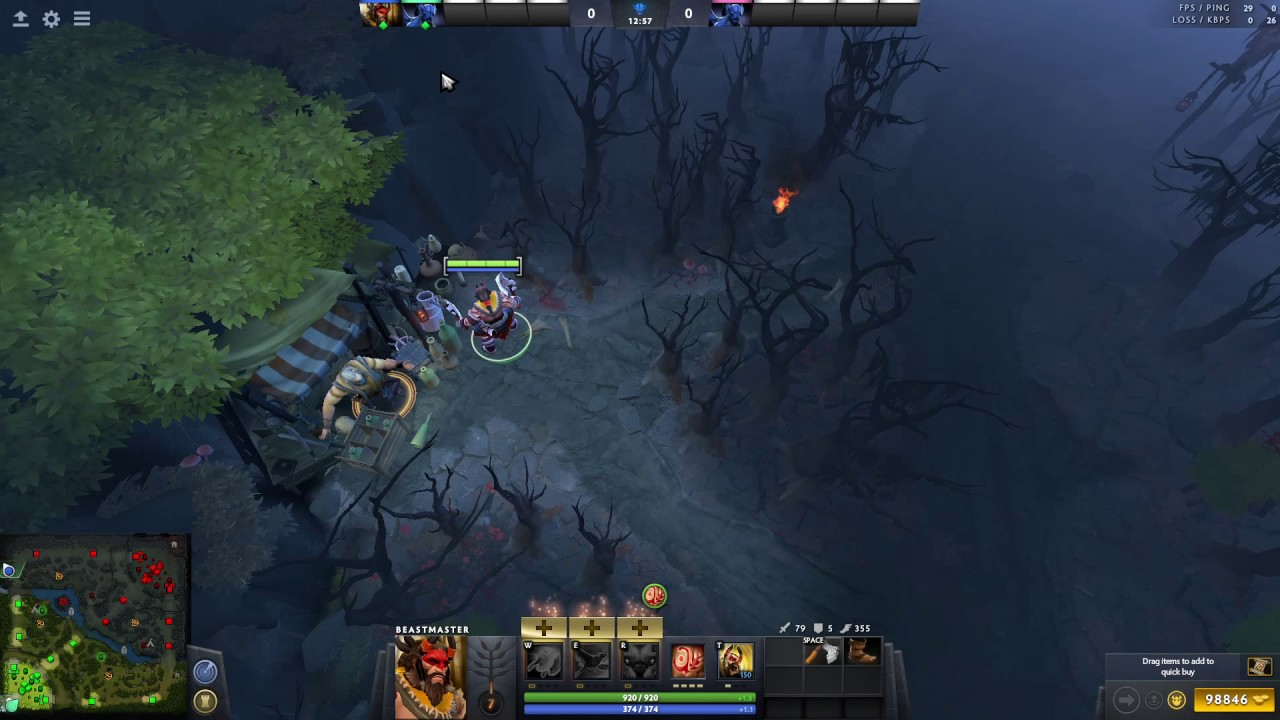 latest dota 2 7 00 dota 3 backstab juke path youtube