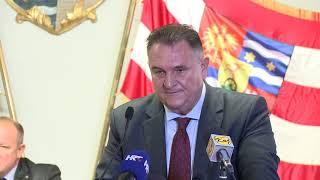 Sjednica skupštine Varaždinske županije 10. prosinca 2019.