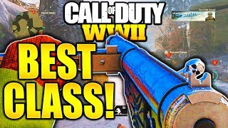 Can We Get 2000 LIKES! Sten Best Class Setup COD WW2! Call of Duty ...