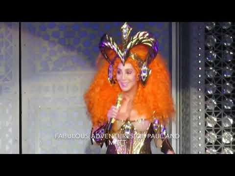 Cher Live In Auckland 21 September 2018
