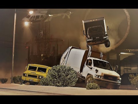 Need For Speed Payback MOD: Traffic Cars escape from Skyhammer |