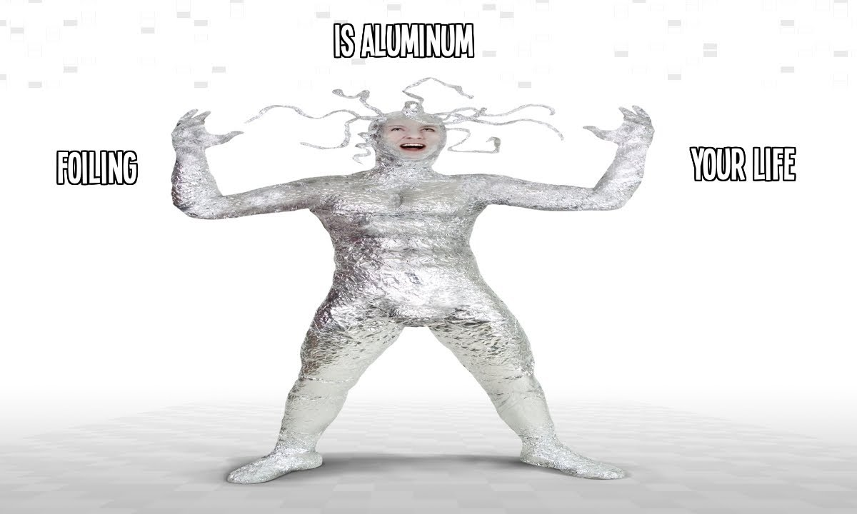 Dangers of Aluminum: Is Aluminum Foiling Your Life? - YouTube