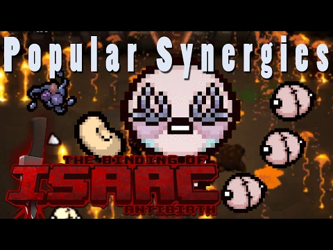 The Binding of Isaac Antibirth | Fartmageddon! | Popular Synergies!