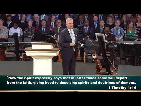 """""""Don't Be Deceived"""" pastor Loran Livingston, Central Church, July 29, 2018"""