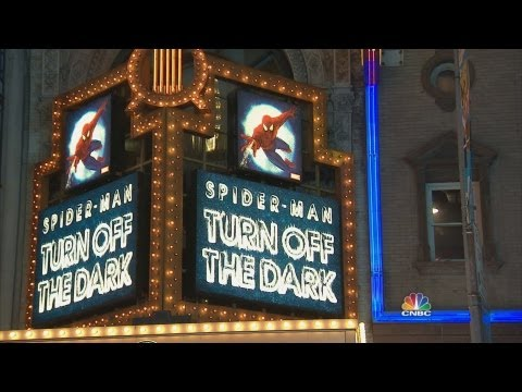 Exclusive: Backstage Tour of $75M Spider-Man Musical